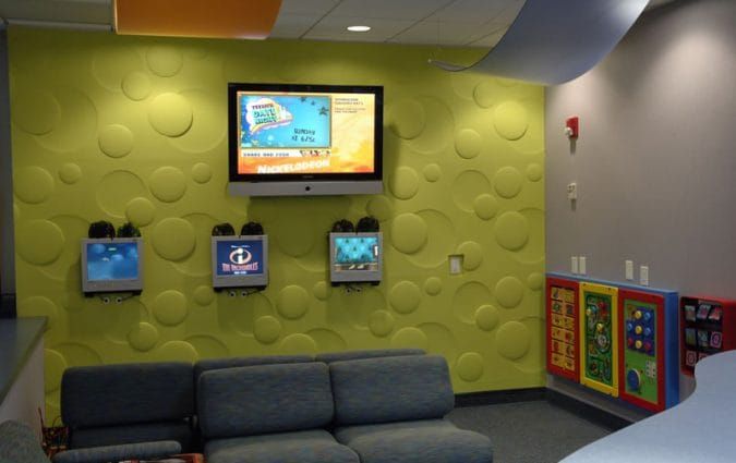 Woodbury Pediatric Dentistry Orthodontics Office Picture - Waiting Room 2